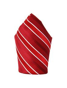red micro fiber handkerchief