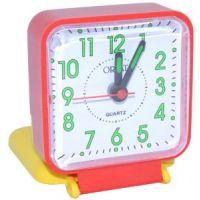 Orpat Tbb-157 Clock Red And Yellow Image