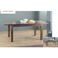 Extendable modern Dining Table made of Solid woodSheesham