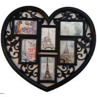 Heart shaped exclusive photo frame