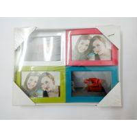 Aardee Gifts Amazing Set Of Four Colourful Photo Frames