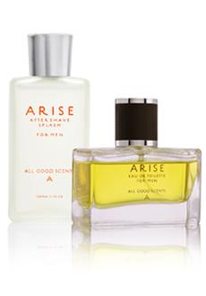Arise Perfume & Aftershave Combo set