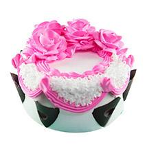 Pink Delight Cake