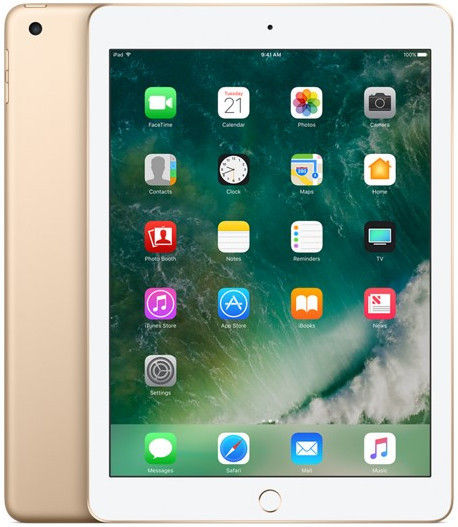 Apple New iPad 2017 WiFi Cellular 32GB