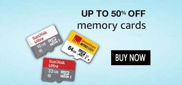 Upcoming SD Memory Card