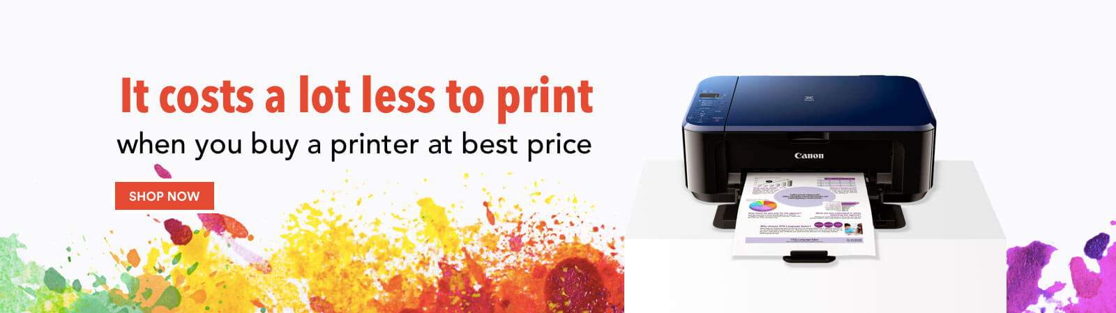 Printers and Inks