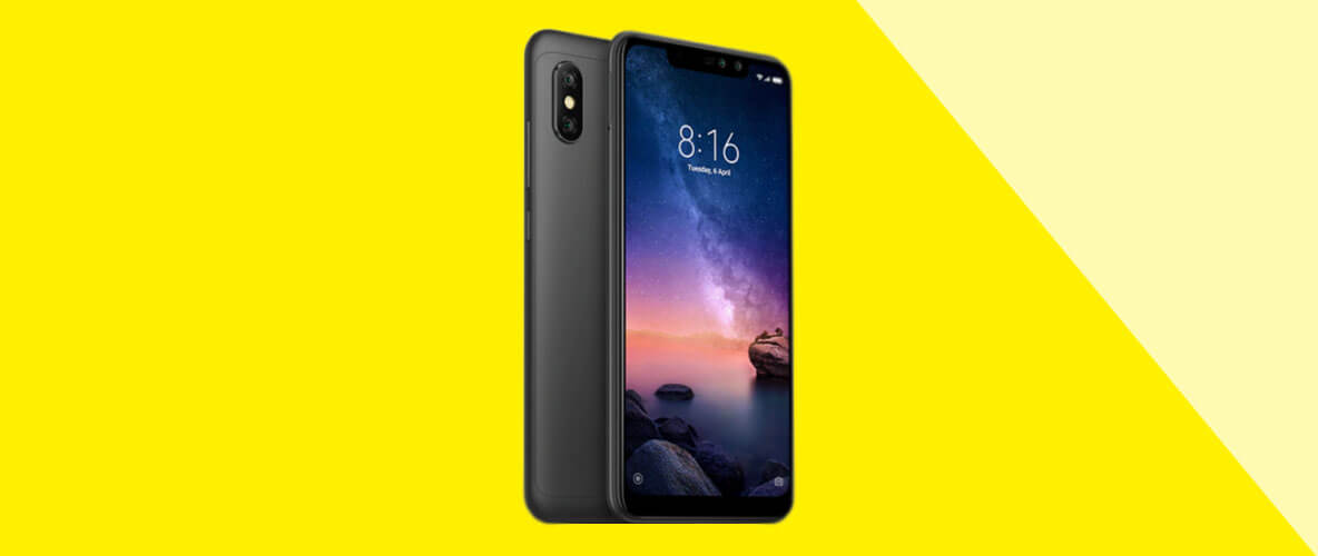 Redmi Note 6 Pro Features