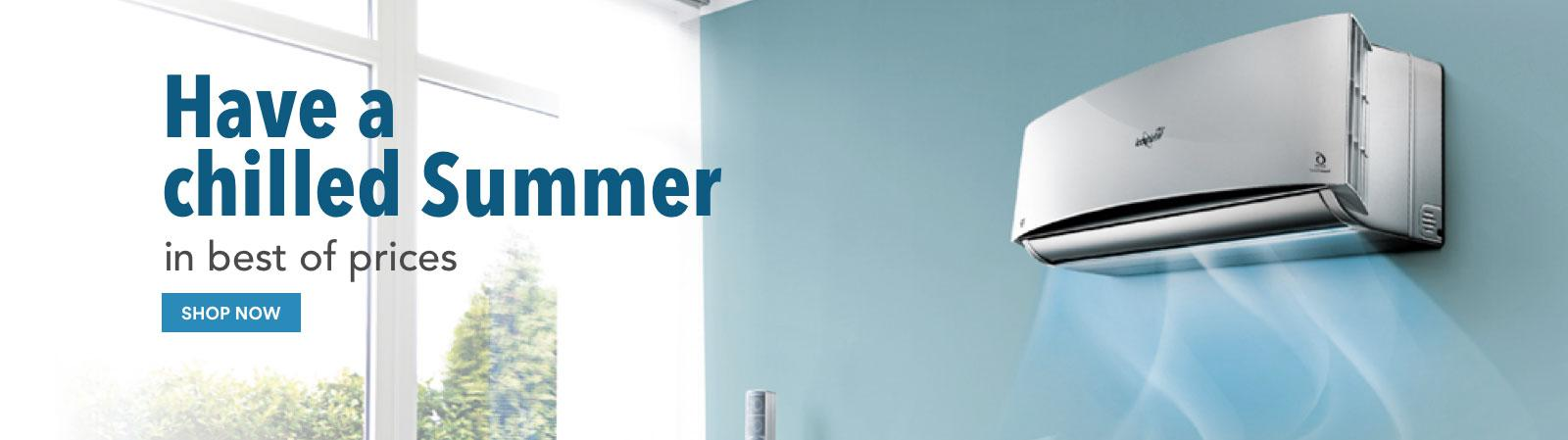 Air Conditioners Banner
